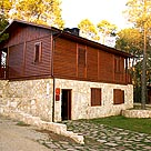 Caba&ntilde;a - Bungalow en Cuenca: Caba&ntilde;as Rurales Los Barrancos